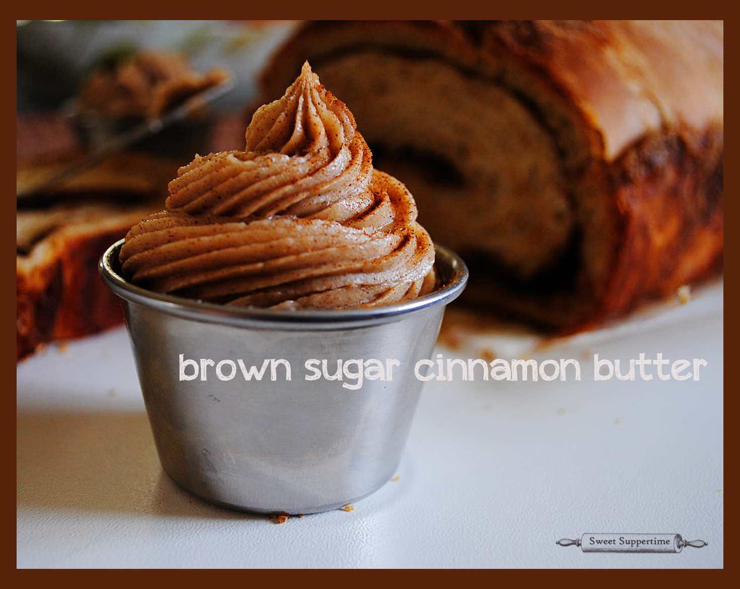 Brown Sugar Cinnamon Brown Sugar Cinnamon Butter